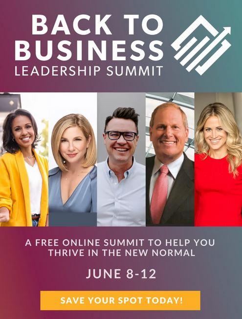 HarperCollins Leadership Online Business Summit