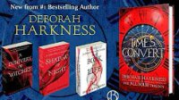 Deborah Harkness talks to The Waterstones about Time's Convert