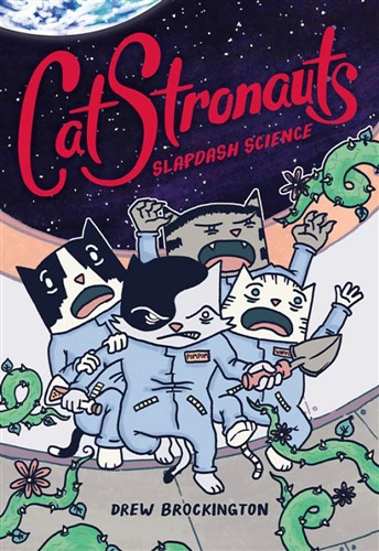 CatStronauts: Slapdash Science