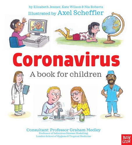 Coronavirus: A Book for Children