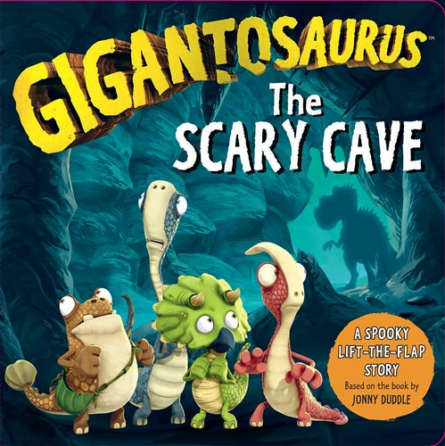Gigantosaurus: The Scary Cave