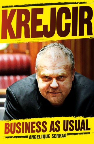 Krejcir: Business as Usual