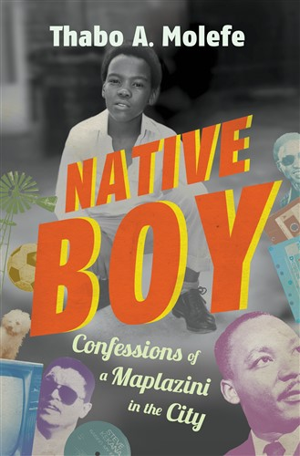 Native Boy by Thabo Molefe