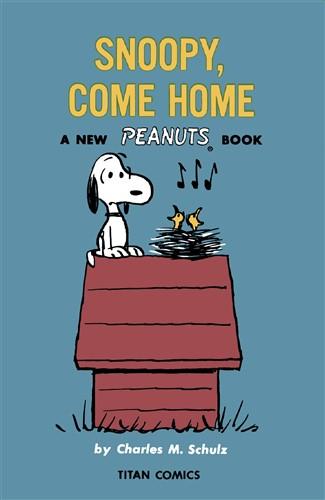 Peanuts: Snoopy Come Home