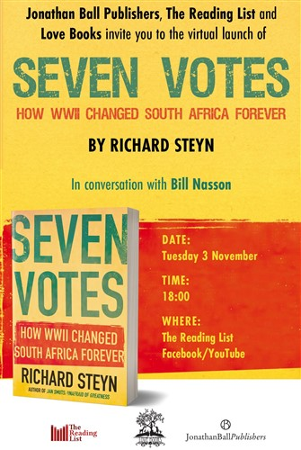 Seven Votes by Richard Steyn