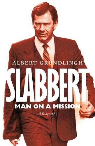 Slabbert: Man on a Mission