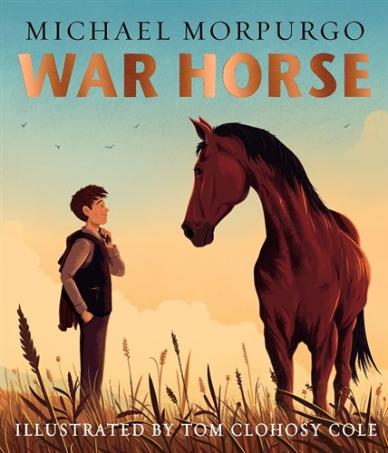 War Horse picture book