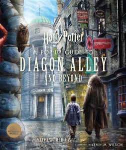 Harry Potter - A Pop-Up Guide to Diagon Alley and Beyond