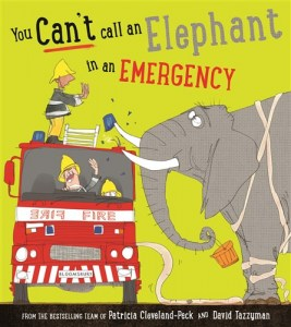 YOU CANNOT CALL ELEPHANT